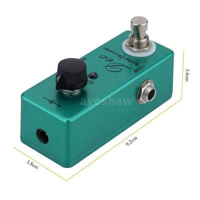限時特價~現貨~MusicBar 迷你Buffer Booster電吉他提升激勵效果器電吉他單塊效果器~MDW5163