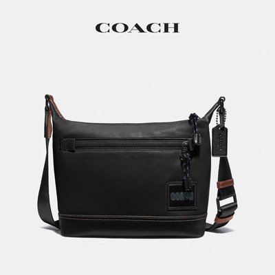【Woodbury Outlet Coach 旗艦館】COACH 91761 PACER男士側背包 美國代購100%正品