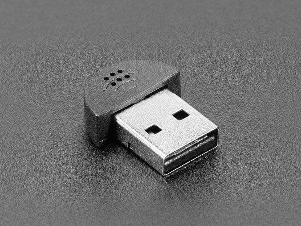 【Raspberry pi樹莓派專業店】Mini USB 麥克風