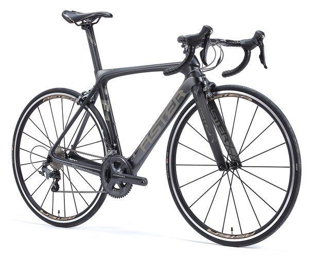 (J.J.Bike) ASTER 85折優惠再好禮送 碳纖維公路車F1 可選搭5800 6800 Force rival