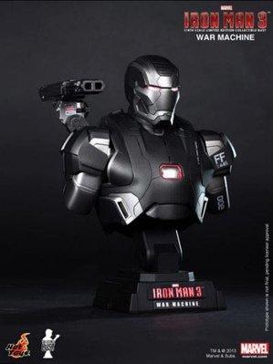 Hottoys 1/4 War Machine 2.0 bust 半胸像
