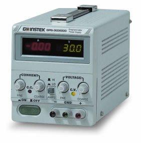 TECPEL 泰菱 》GWInstek 固緯 GPS-3030DD 直流電源供應器 單組輸出