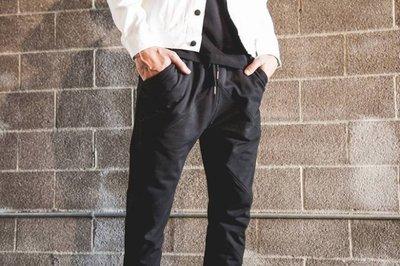 ☆AirRoom☆ 【現貨】2015AW Publish Fleece 2.0 Argo 縮口褲 棉褲 流行 舒適 黑