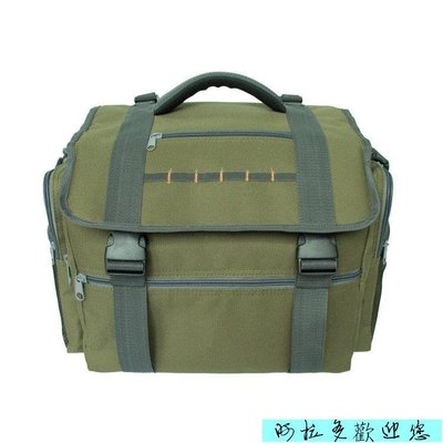 阿拉多-戶外防水釣魚包 垂釣單肩包 fishing tackle bag 293
