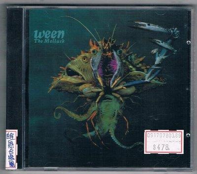 [鑫隆音樂]西洋CD- 維恩合唱團Ween :軟體動物THE MOLLUSK{7559-62013-2}(全新)
