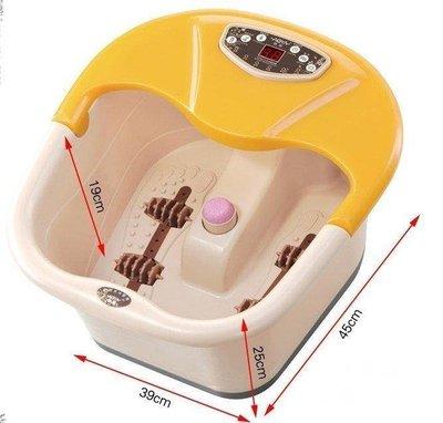 三季泡腳機含自動加熱溫控,臭氧殺菌,去腳皮,穴位按摩多功能BH723