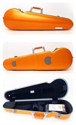 【三益琴行】法國BAM-LA DEFENSE HIGHTECH CONTOURED小提琴盒DEF2002XL系列-橘色
