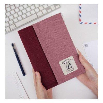 【U-style】Life Enthusiast A5手帳套系列- 閱讀者(紅)/ 好好記年曆書衣 書套
