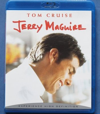 征服情海JERRY MAGUIRE 全新美國進口藍光BD 中文字幕 湯姆克魯斯/瑞妮齊威格