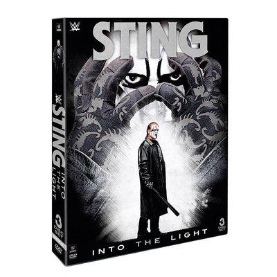 ☆阿Su倉庫☆WWE摔角 Sting: Into The Light DVD 蠍王史汀最新個人專輯 熱賣特價中