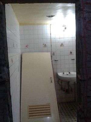 *揚名工程*浴缸拆除補壁磚地磚