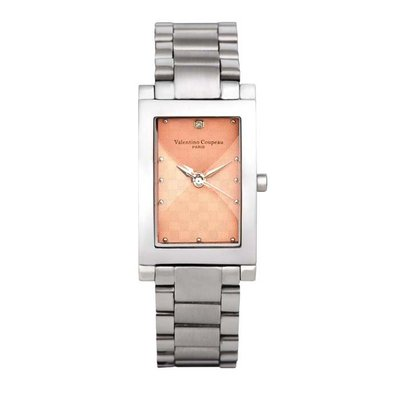 8C 61276AG-1M 真愛時光手錶手表白金范倫鐵諾古柏 Valentino Coupeau