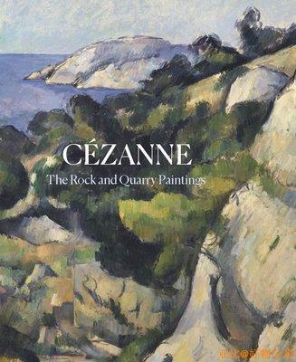 亚比@好物分享Cezanne: The Rock and Quarry Paintings 塞尚:巖石和采石場繪畫