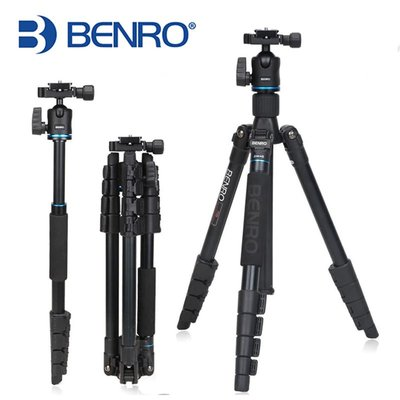 【EC數位】Benro IT-15 iTrip 輕便型可拆反折式腳架套組 單腳架 三腳架 FIT19AIH0 IT15