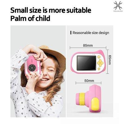 兒童科教高清顯微鏡玩具早教生物科學便攜式顯微鏡放大鏡兒童微距相機2英寸顯示器1500萬像素0X-200X放大in  #第七星球#U...