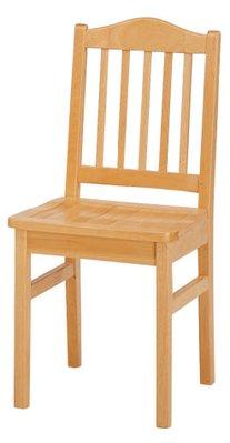 【南洋風休閒傢俱】勤學書房系列-學生椅 紳士椅 用餐椅 書桌椅 (金623-1)