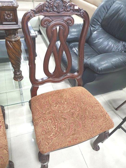 新竹二手家具買賣來來-仿古&實木布座墊&主人椅實木椅~新竹搬家公司|竹北-新豐竹南頭份-2手-家電買賣中古實木-傢俱沙發-茶几-衣櫥-床架-床墊-冰箱-洗衣機