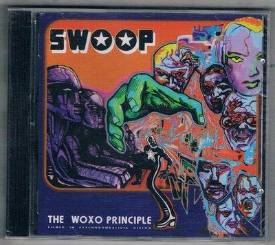 [鑫隆音樂]西洋CD-SWOOP / TheWoxo Principle {D31445}全新/免競標