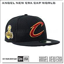 【ANGEL NEW ERA】NBA 克里夫蘭 騎士 2016 冠軍帽 紅 黑  59FIFTY  限量 秒殺款