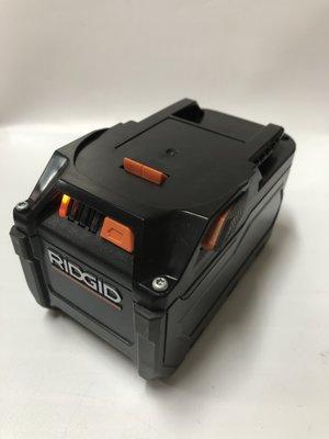 里奇 RIDGID AEG 原廠全新 9.0 9AH 鋰電池