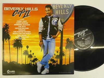 【柯南唱片】beverly hills cop 2 比佛利山超級警探2//電影原聲帶>>台版LP