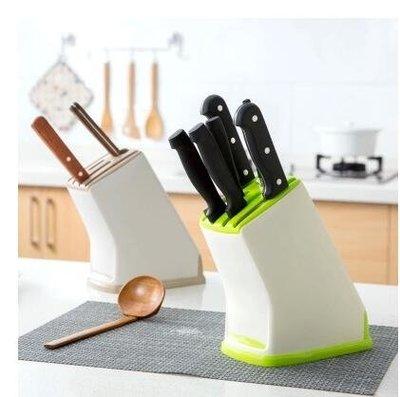 居家多功能塑料落地式架廚房用品插刀架SJ183