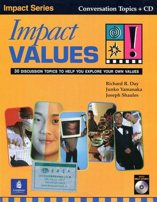 Impact Values! 30 Discussion Topics to Help Explore Values