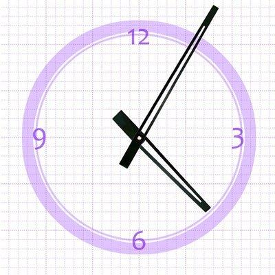 【鐘點站】H162105  SKP鎖針機芯專用指針 / DIY 時鐘 掛鐘 鐘針/分針16.2公分 時針10.5公分