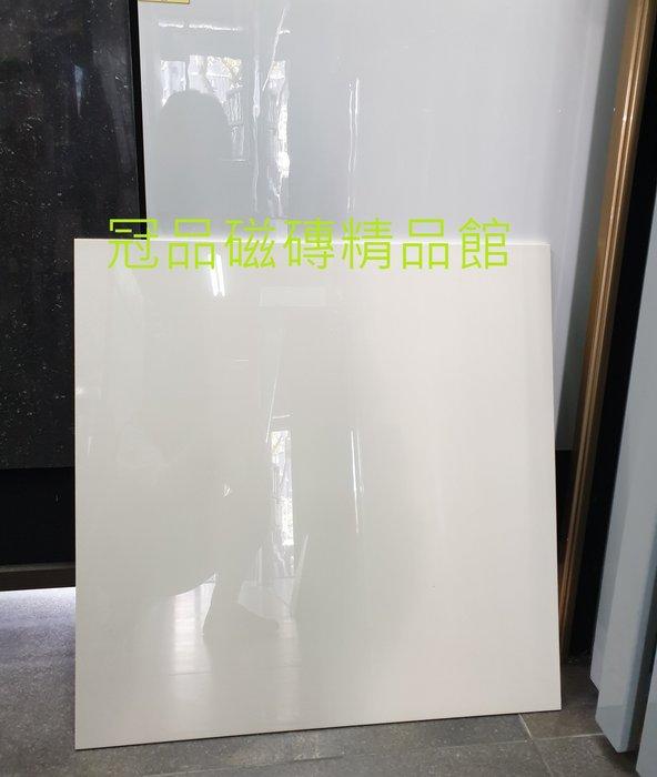 ◎冠品磁磚精品館◎進口精品 奈米拋光石英磚-純米色- 60X60 CM