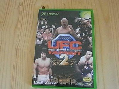 【小蕙館】XBOX~ UFC 2 TAPOUT 終極格鬥賽2 (純日版)