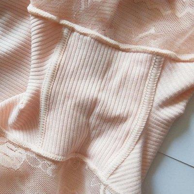 2條裝蕾絲安全褲防走光無痕平角褲大碼打...