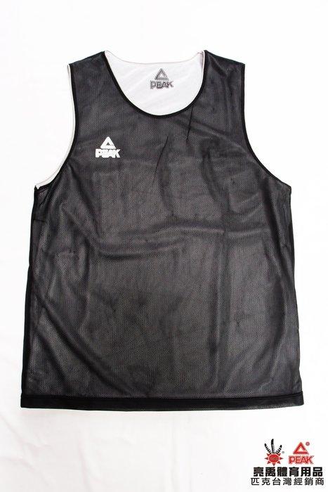 PEAK  TA16 雙面球衣  比賽愛用款  黑白  正品 現貨 台灣經銷代理商-亮禹體育