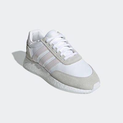 ADIDAS ORIGINALS I-5923 女鞋 復古 Boost底 愛迪達 白灰粉 運動 G54517 YTS