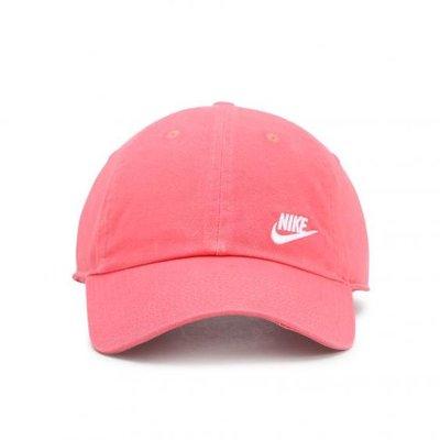 【Footwear Corner 鞋角】Nike Women's H86 Swoosh Hat Pink 小白字勾 老帽