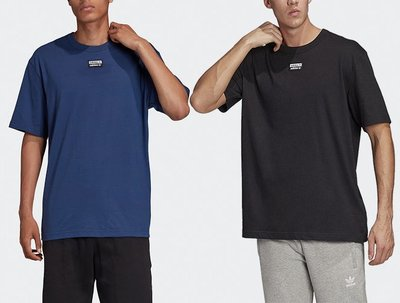 【Dr.Shoes 】Adidas Originals 男裝 R.Y.V. 短袖 運動T恤 FM2284 FM2287