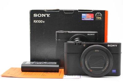 【高雄青蘋果3C】SONY DSC-RX100M5 2020萬像素 數位相機 二手相機 公司貨 #47648