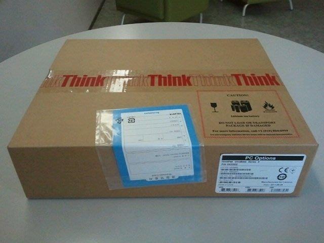 【nb-pro小黑專賣店】(0A33932) ThinkPad 第三代UltraBase (適用 X220/ X220t/X230/X230T),特價$5400