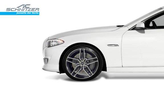 【樂駒】AC Schnitzer BMW F07 5GT type VIII Continental 21吋 輪胎 鋁圈