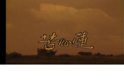 1984台視 苦心蓮20DVD-5梅芳 桑妮 魯直 蕭大陸 蘇慧倫 錢璐主演