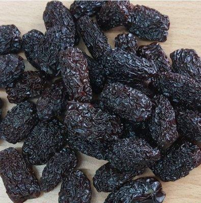 新鮮黑棗 、烏棗~ 圓黑棗(微甜),長黑棗(微酸)、不是蜜黑棗、蜜餞、天然果乾、果乾、零嘴、黑棗批發-雙園南北貨商行