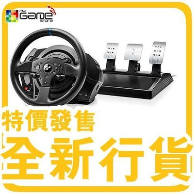 myGame 全新 PS4 Thrustmaster T300 Racing Wheel GT 軚盤 支援 PS4