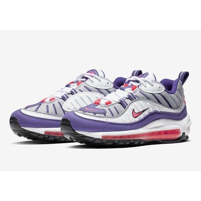 Nike Wmns Air Max 98 with Raptors Vibes AH6799-110