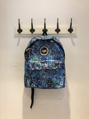 【MASS】HYPE WATER DROPLETS BACKPACK 水滴 藍色
