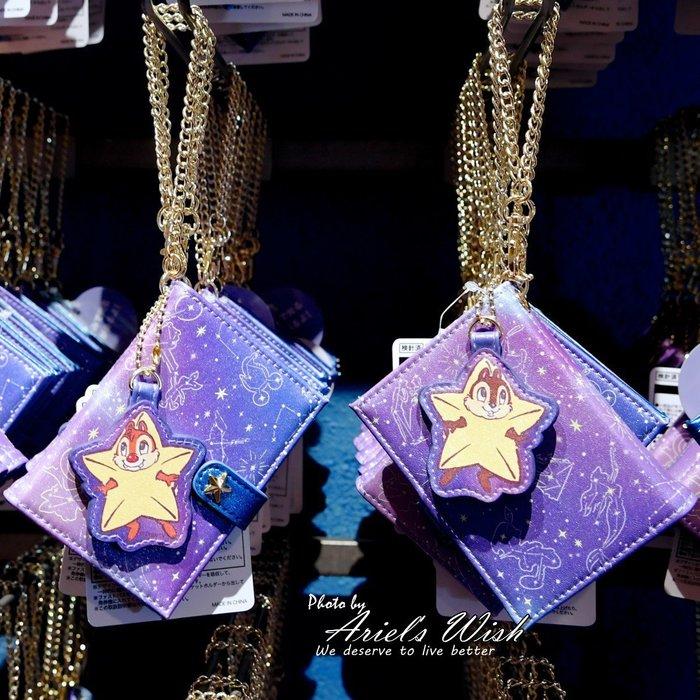 Ariel Wish日本東京迪士尼2019夏季園遊會花火節七夕情人節米奇米妮銀河牛郎織女夜光奇奇蒂蒂票卡夾證件票卡套絕版