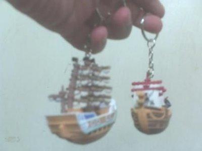 全新梅利號船鑰匙圈(每個120)