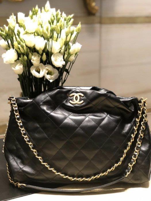 Chanel 香奈兒包 A69900 Flap Mini Coco 包 荔枝紋 黑金
