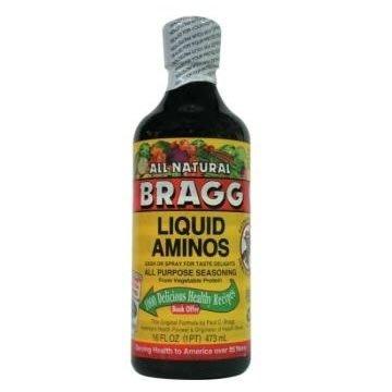 阿邦小舖 Bragg 天然醬油(473ml) 各種容量皆有促銷