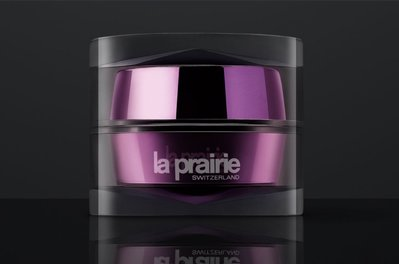 【Q寶媽】la prairie 鉑金系列 鉑金臻稀眼霜20ml 全新專櫃貨 盒裝中文標籤