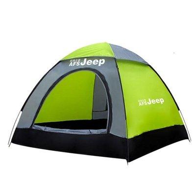 現貨/全自動兩室一廳速開2人單雙便攜兒童家用露營熱銷188SP5RL/ 最低促銷價