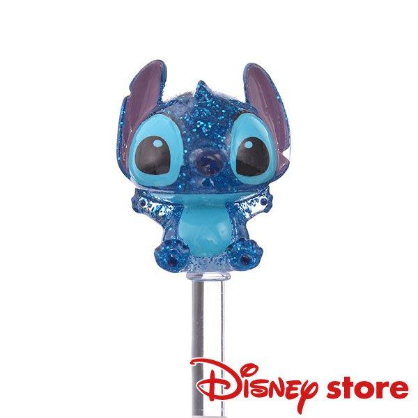 41+現貨不必等 正版 迪士尼專賣店 Hawaiian Stitch 史迪奇 AS樹脂 造型攪拌棒 小日尼三
